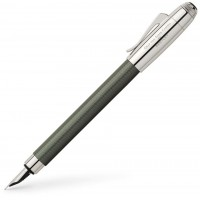 Перьевая ручка Graf von Faber-Castell for Bentley, Tungsten Grey, перо F
