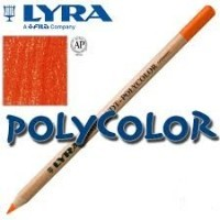Художественный карандаш LYRA REMBRANDT POLYCOLOR Dark Orange