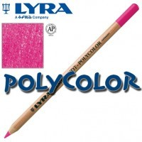 Художественный карандаш LYRA REMBRANDT POLYCOLOR Rose Madder Lake