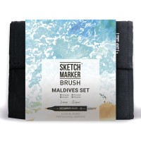 Набор маркеров SKETCHMARKER Brush