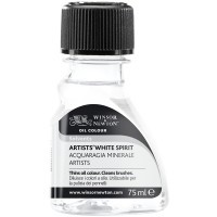 Уайт-спирит для масла Artists` White Spirit, 75мл