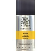 Лак-фиксатив аэрозоль для пастели Professional Fixative, 150мл