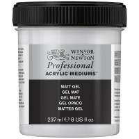 Гель матовый Professional Acrylic Matt Gel, 237мл