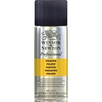 Лак-фиксатив аэрозоль для пастели Professional Fixative, 400мл