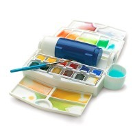 Набор акварели Winsor&Newton COTMAN, Field Plus, 12 цветов